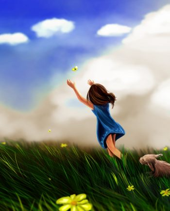 girl_butterfly_play-3840x2160